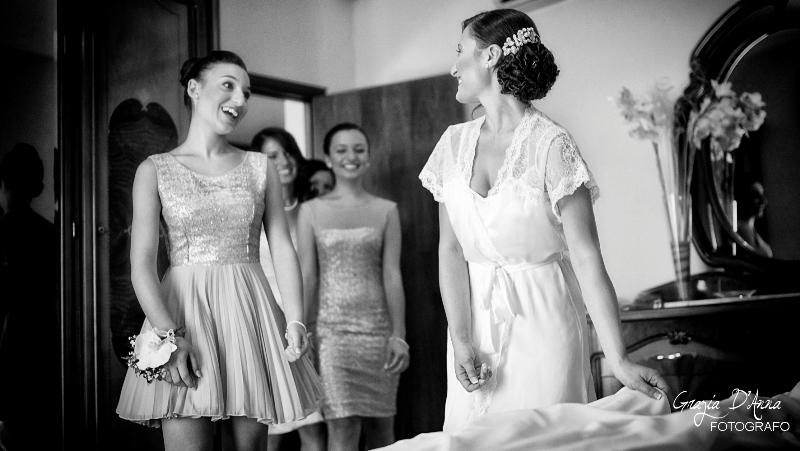 grazia d�anna fotografo a �sposami� 2014 sposami