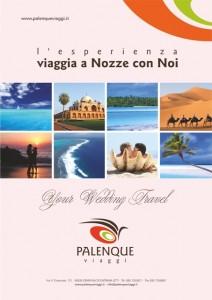 PAGINA PUBBLICIATARIA 2014 PALENQUE VIAGGI