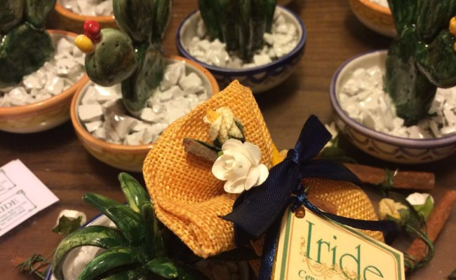 Ceramiche Iride a Sposami 2017