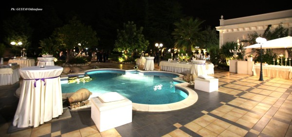 Villa Athena a Sposami 2017
