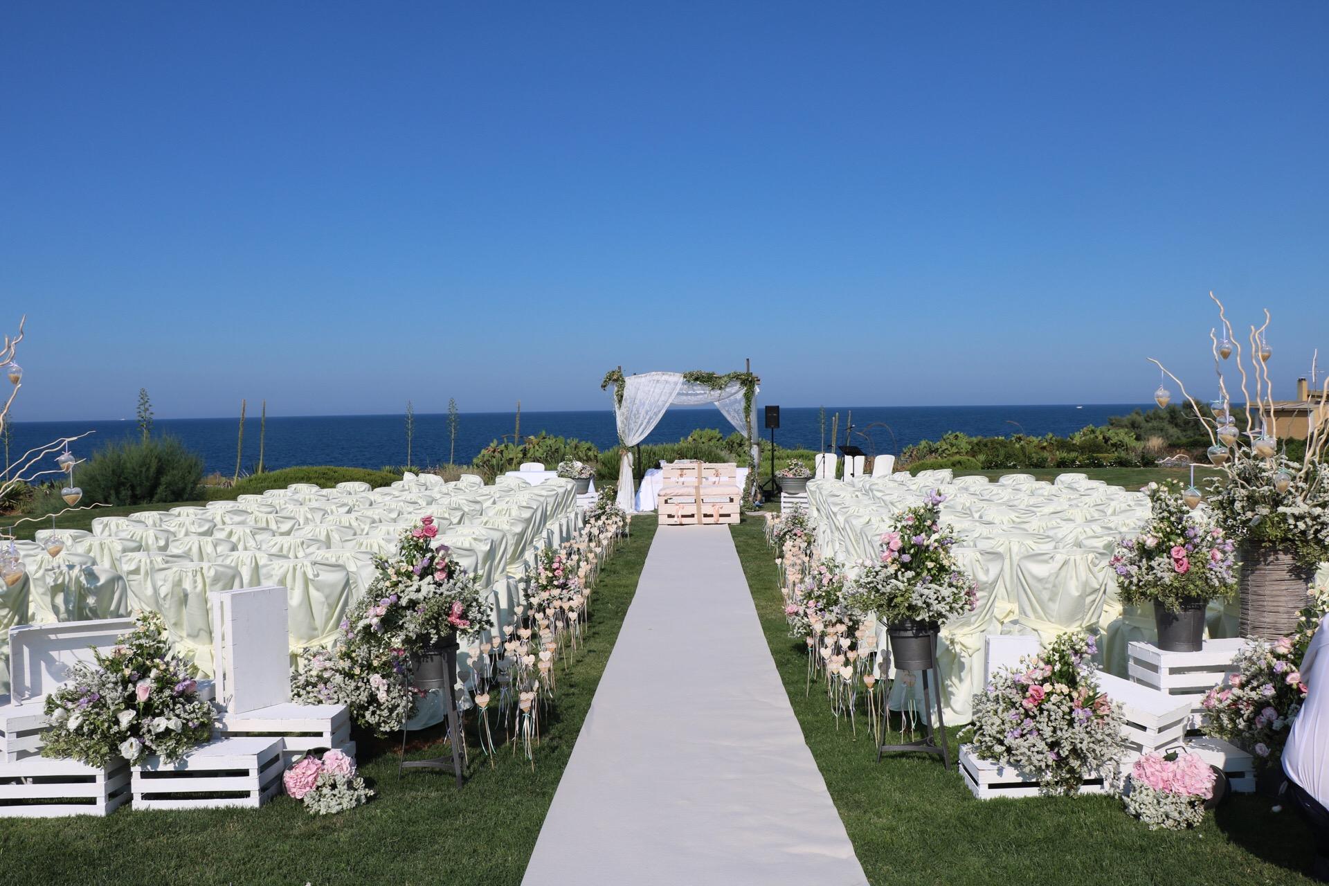 58ff580cf1f9 Wedding on the Moon e Ciù Parisi Eventi il connubio perfetto per un  matrimonio da favola