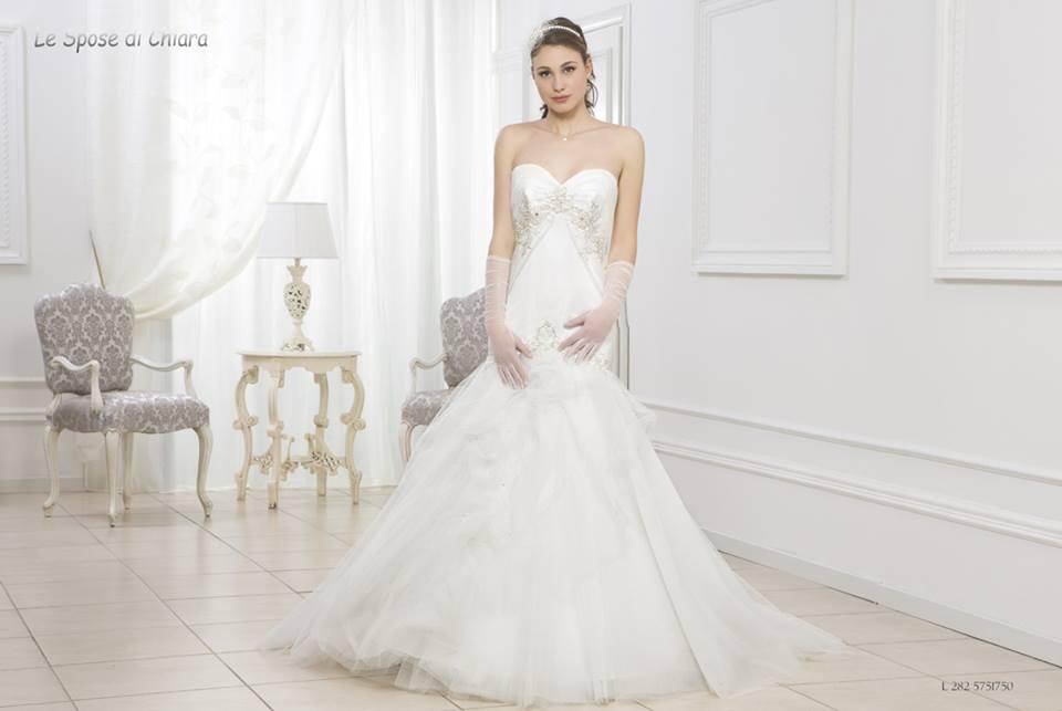 6c2cba0cd344 Atelier Lady Grazia l abito dei sogni con rifiniture sartoriali e creative  per una sposa elegante e di classe